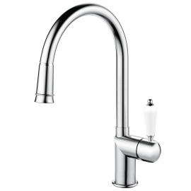 Nivito stainless steel kitchen faucet CL-200