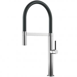 Nivito stainless steel kitchen faucet SH-200