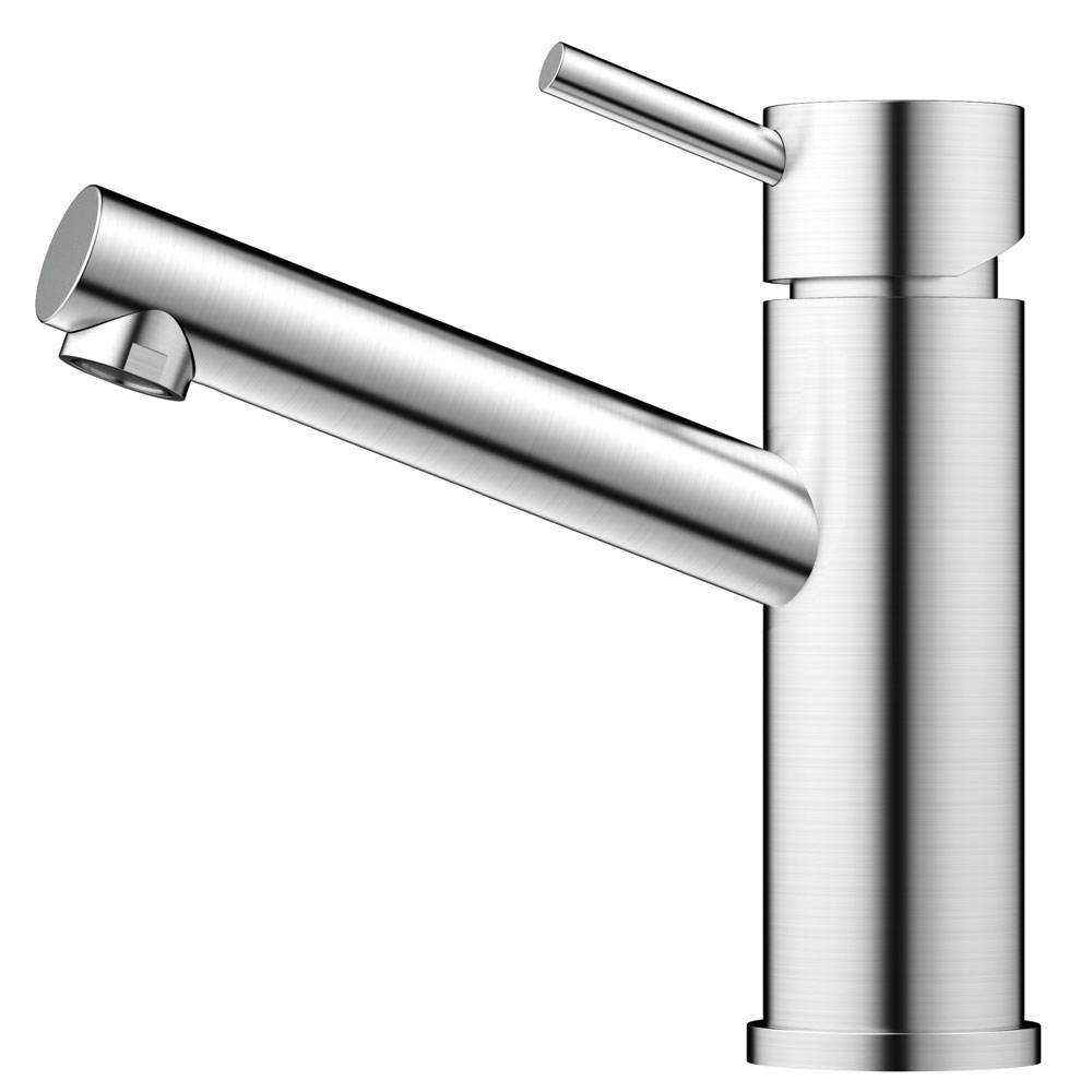Stainless Steel Bathroom Faucet - Nivito FL-10
