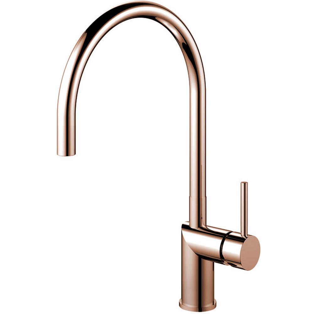 Copper Kitchen Faucet - Nivito RH-170