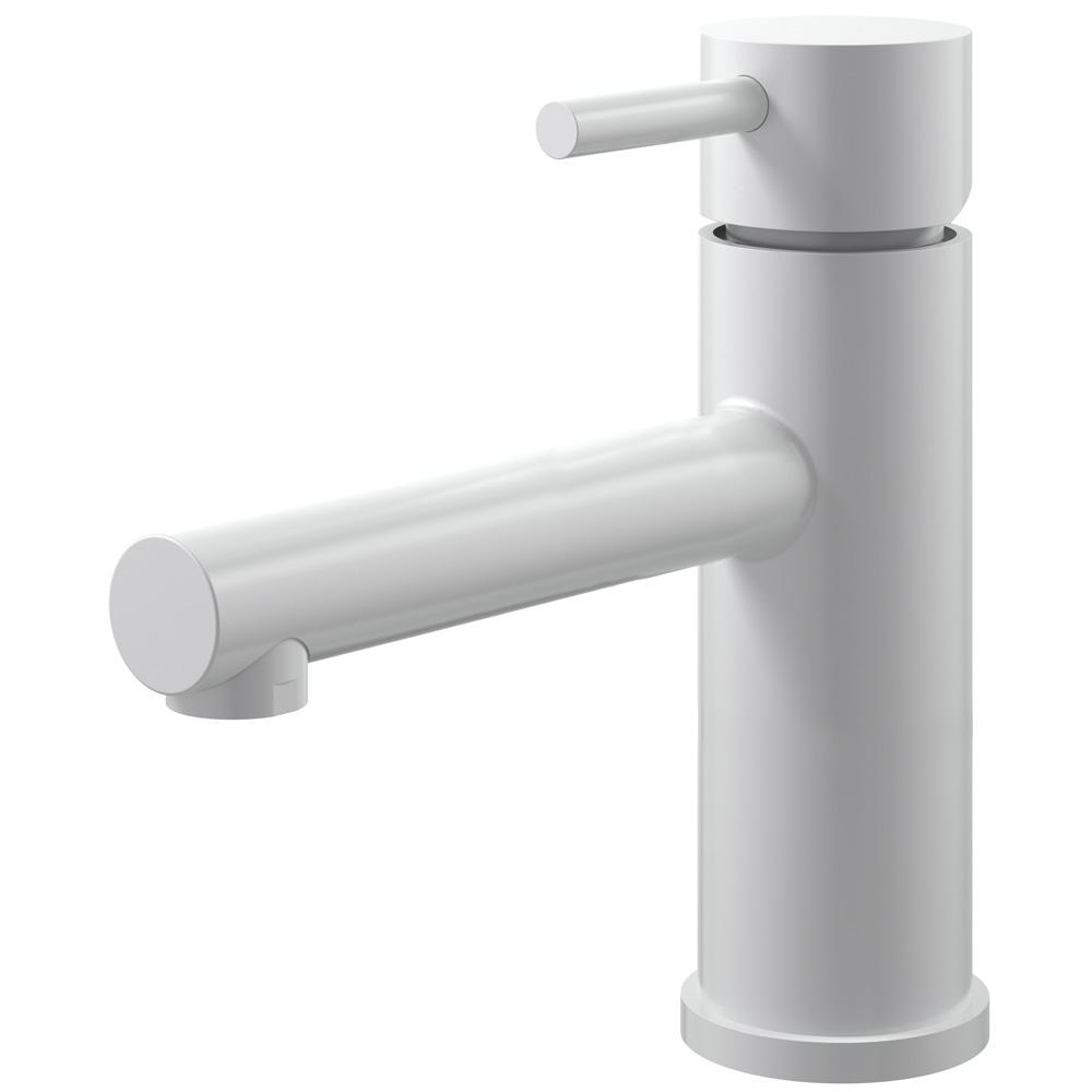 White Bathroom Faucet - Nivito RH-53