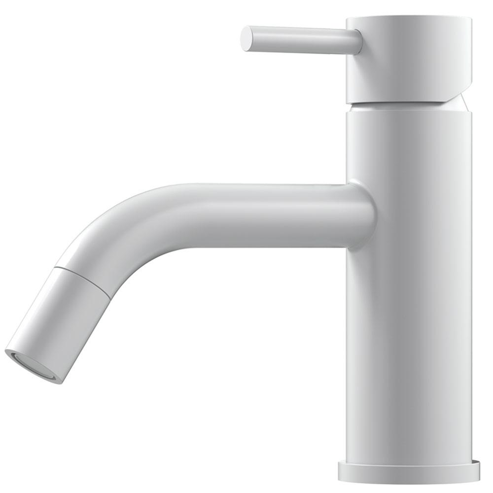 White Bathroom Faucet - Nivito RH-63