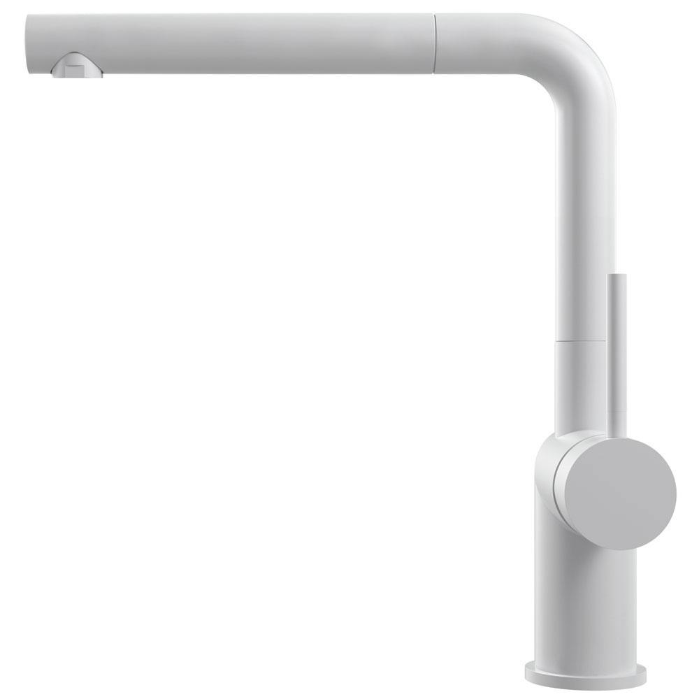 White Tapware Pullout hose - Nivito RH-630-EX