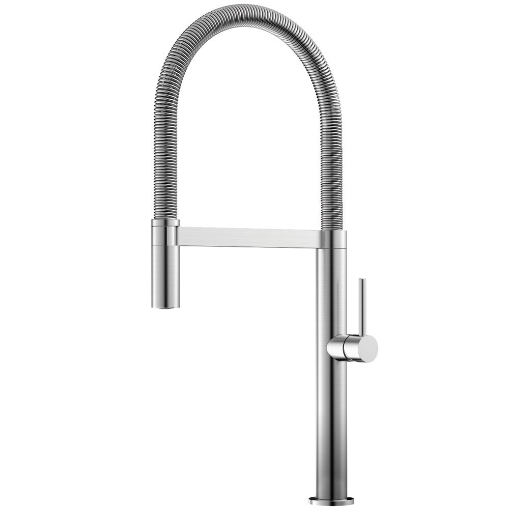 Stainless Steel Kitchen Faucet Pullout hose - Nivito SH-100