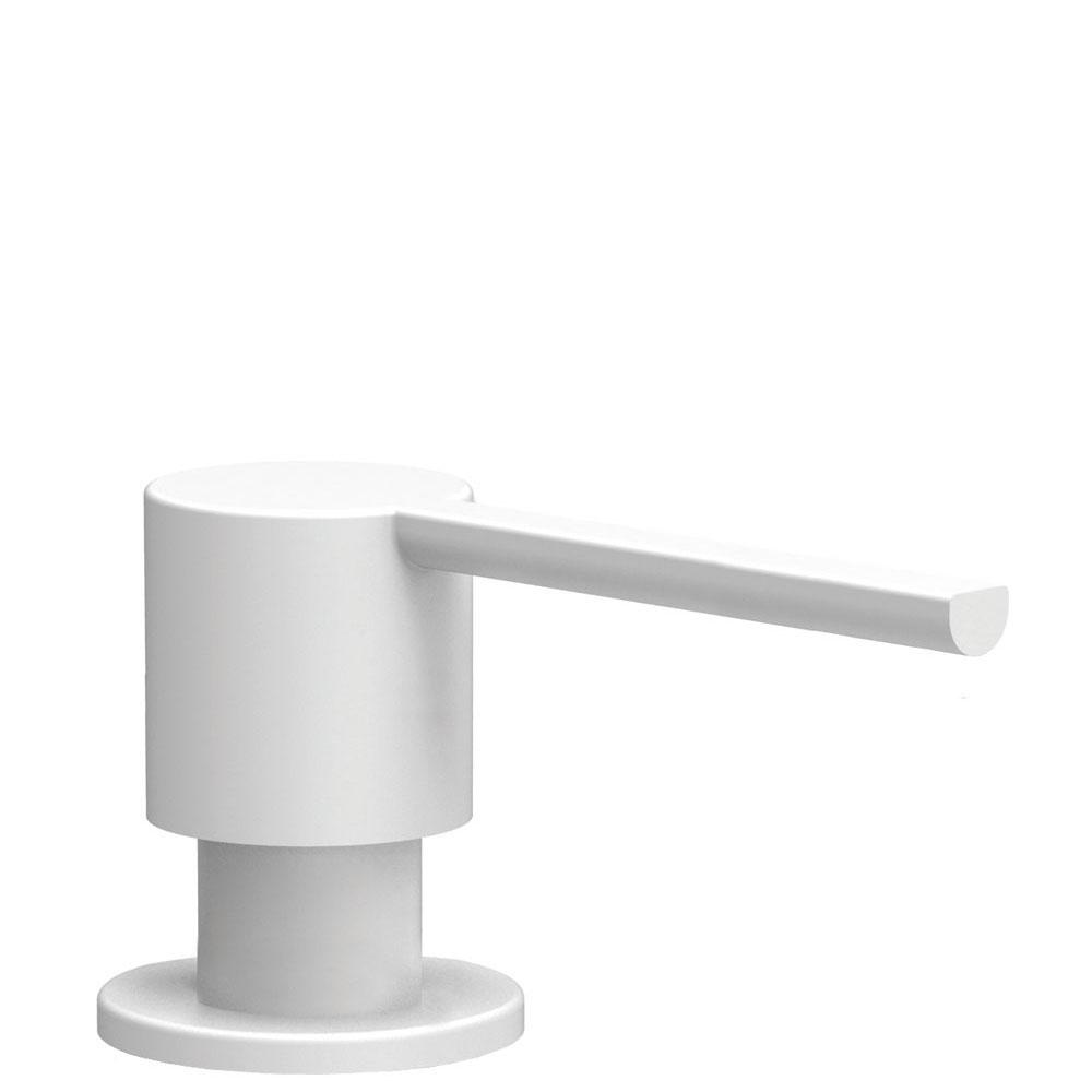 White Soap Dispenser - Nivito SR-WH