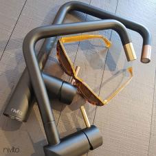 Trendy copper faucet