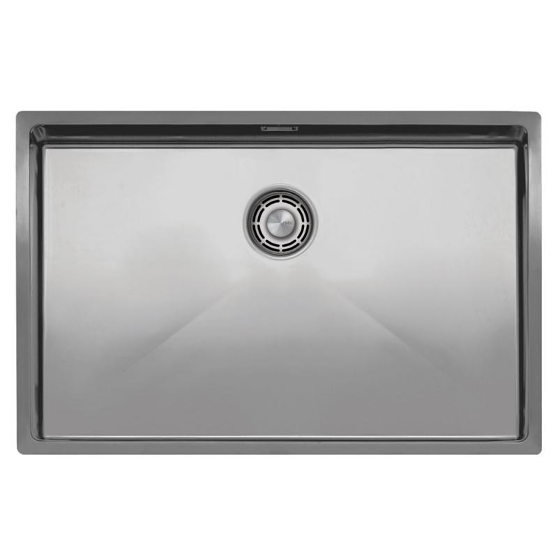 Stainless Steel Kitchen Sink - Nivito CU-700-B