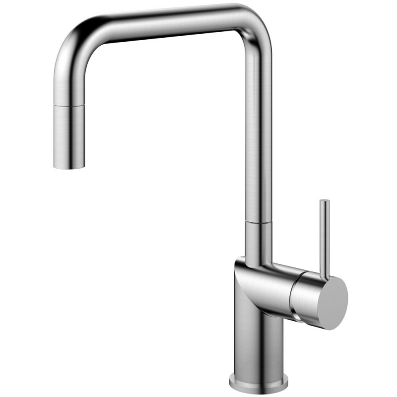 Stainless Steel Kitchen Faucet Pullout hose - Nivito RH-300-EX
