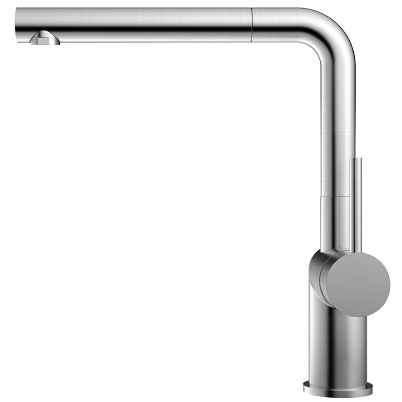 Stainless Steel Kitchen Faucet Pullout hose - Nivito RH-600-EX