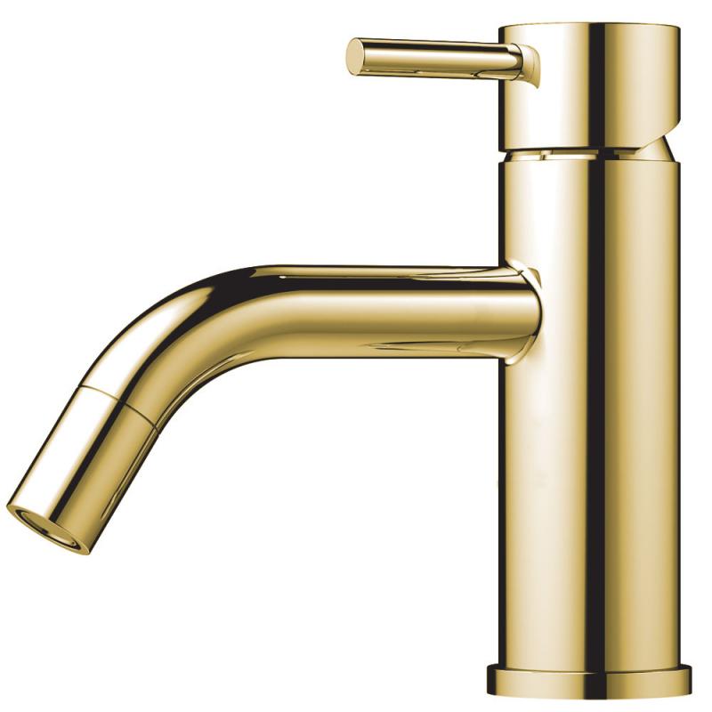 Brass/Gold Bathroom Faucet - Nivito RH-66