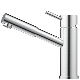 Stainless Steel Bathroom Faucet - Nivito FL-20