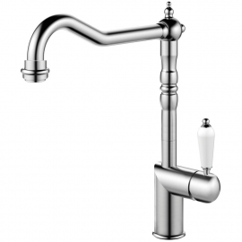 Stainless Steel Kitchen Tap - Nivito CL-100