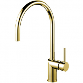 Brass/Gold Kitchen Tap - Nivito RH-160