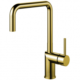Brass/gold Kitchen Faucet - Nivito RH-340
