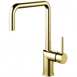 Nivito Brass/Gold Kitchen Faucet RH-360